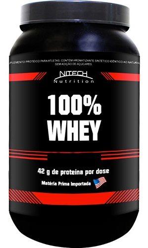 Atualmente, os suplementos de Whey Protein são os mais vendidos