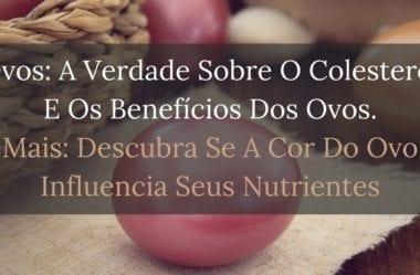 Ovos: A Verdade Sobre O Colesterol E Os Benefícios Dos Ovos. Mais: Descubra Se A Cor Do Ovo Influencia Seus Nutrientes