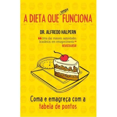 dieta dos pontos - livro a dieta que sempre funciona
