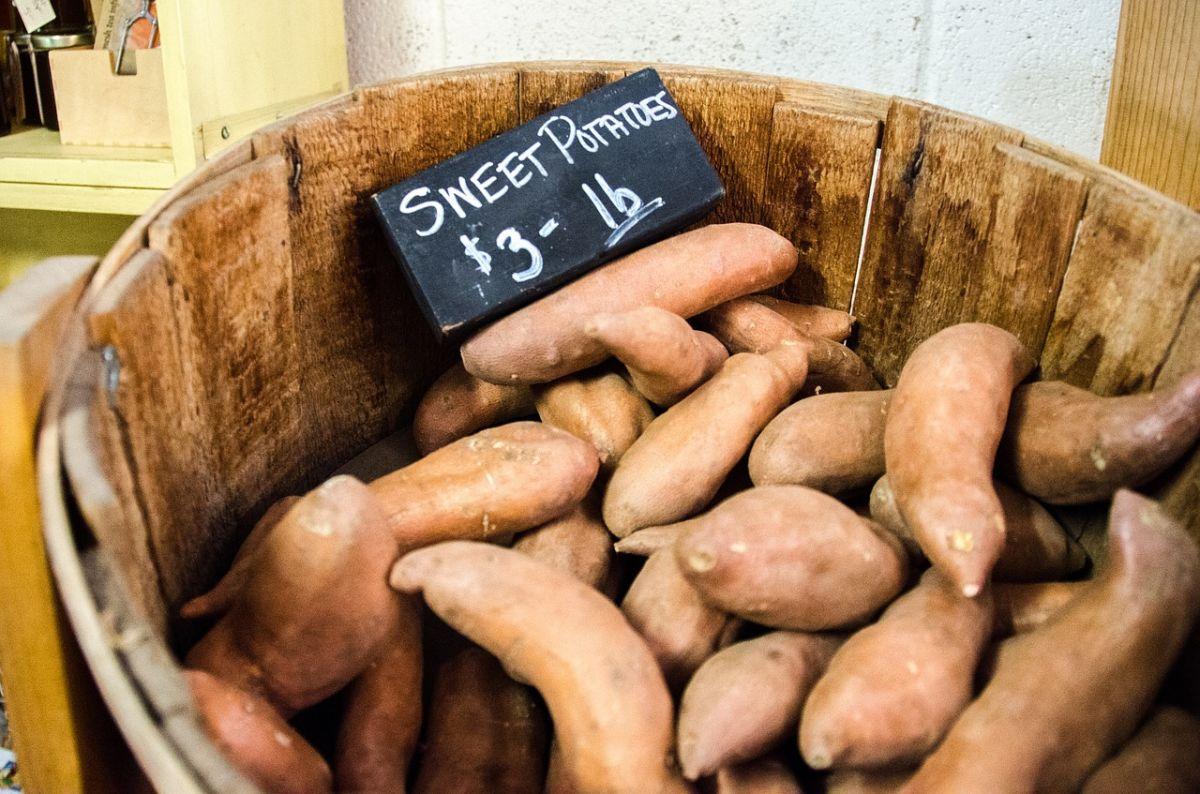 viver bem gastando pouco alimentos saudaveis e baratos batata doce