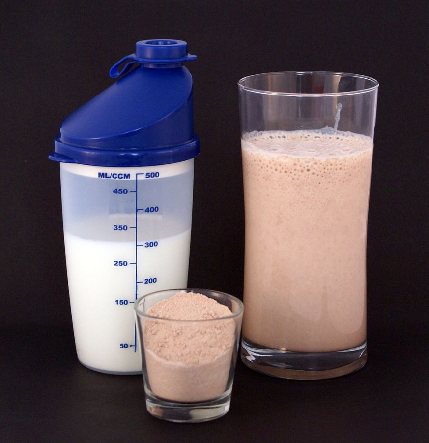 whey protein saúde já