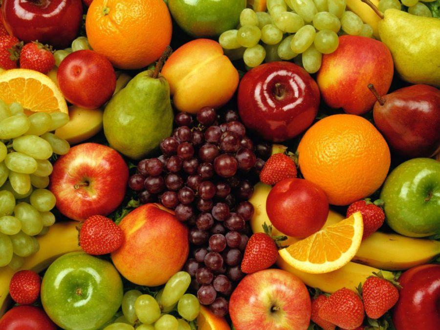 copa - frutas