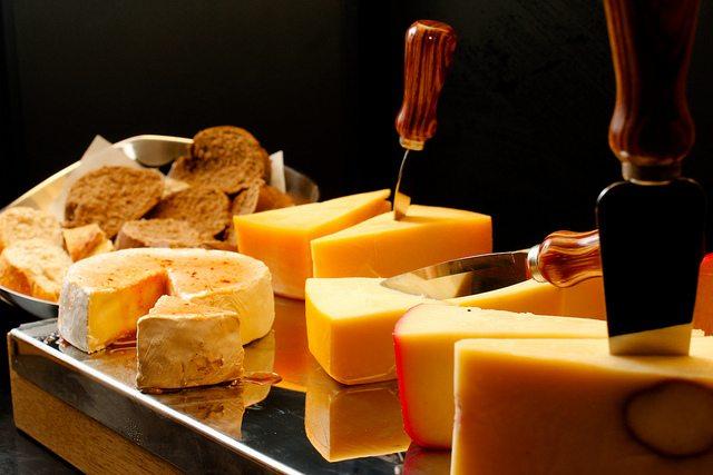copa - queijos
