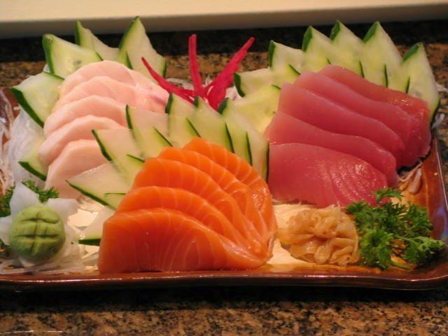 copa - sashimi