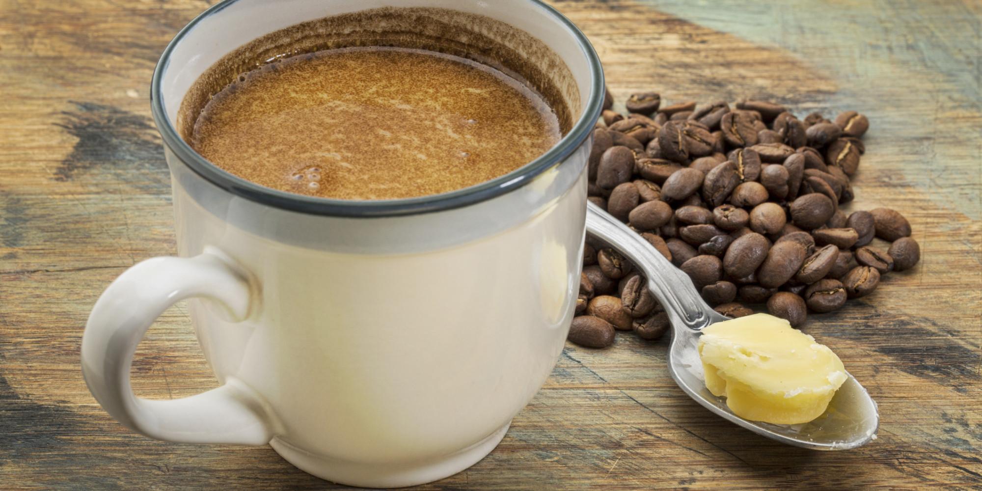 Gordura De Coco No Cafe
