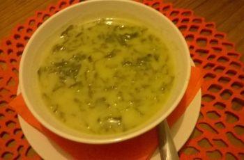[Receita] Sopa de Couve Nutritiva E Low-Carb da Leitora Anabela