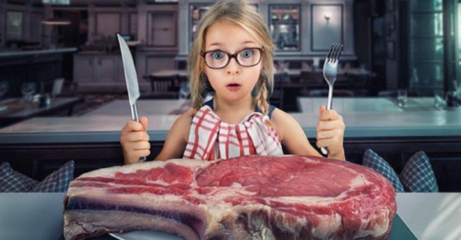 carne menina