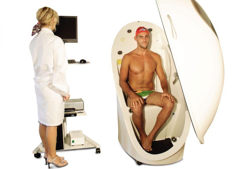 medidas - pletismografia na camara BodPod