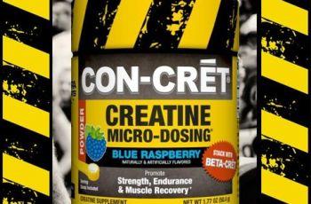 Creatina CON-CRET: O Que É, Como Usar, Quanto E Quando tomar Creatina Hidroclorizada?