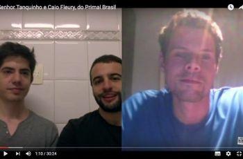 Senhor Tanquinho Entrevista: Caio Fleury, do site Primal Brasil