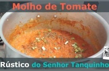 [Receita] Como Fazer Molho de Tomate Caseiro 100% Paleo