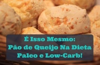 [Receitas] Pão De Queijo Low-Carb (Permitido Até Na Dieta Cetogênica!)