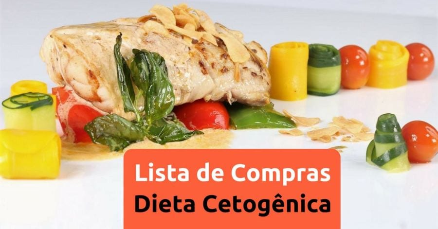 thumbnail de facebook lista de compras dieta cetogenica