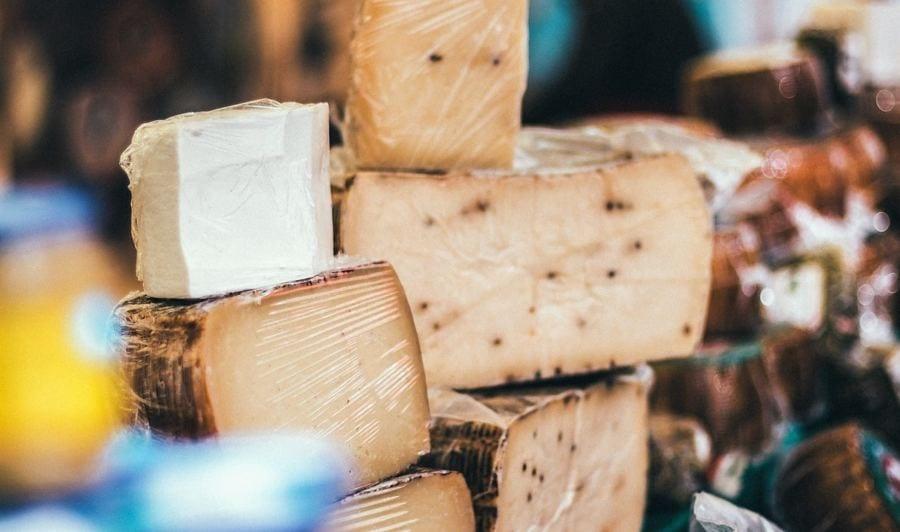 lista de compras dieta cetogenica queijos