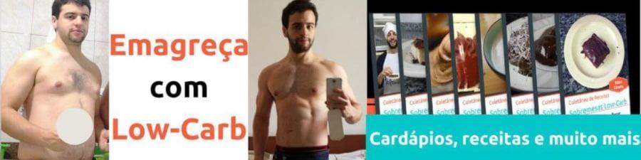Programa Completo De Emagrecimento Com Dieta Low-Carb