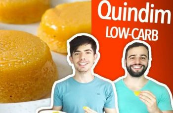 [Receita] Quindim Low-Carb