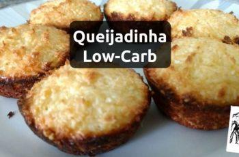 Queijadinha Low-Carb: Pronta em 5 minutos!