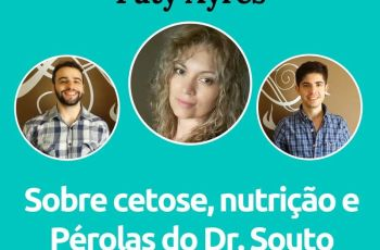 Podcast #023 – Paty Ayres E A Dieta Cetogênica