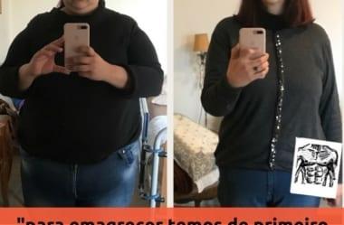 Priscilla: Da Obesidade Mórbida Ao Equilibrio