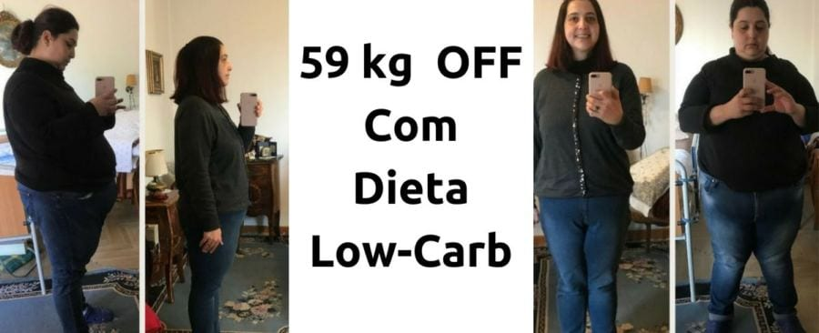 Image result for low carb antes e depois