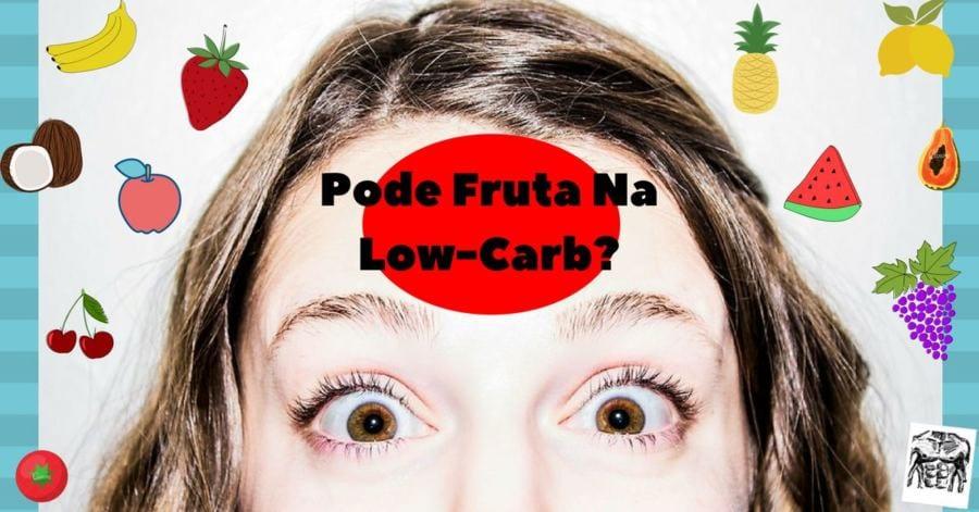 Frutas liberadas na dieta cetogenica