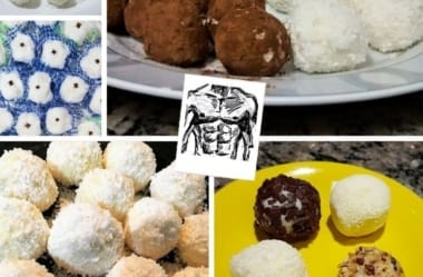 Beijinho Low-Carb — 2 Receitas Baixas Em Carboidratos Desse Clássico Da Culinária Brasileira