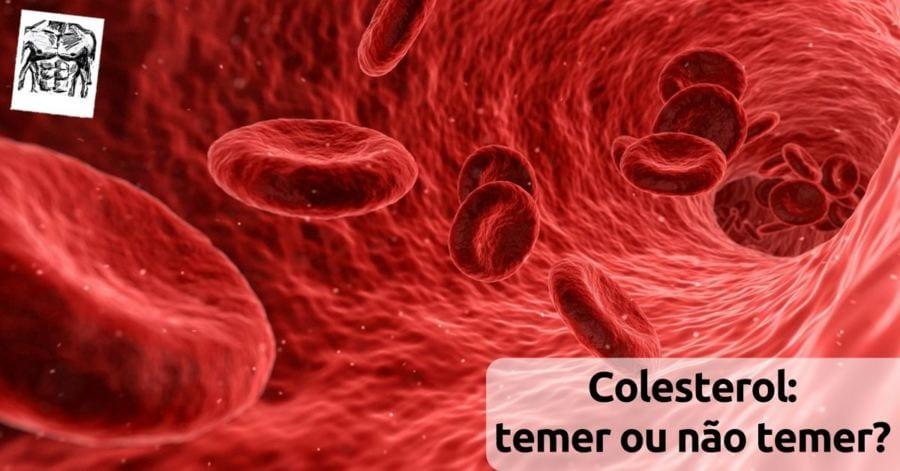 Colesterol total acima de 210