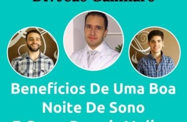 Podcast #048 — Como Ter O Melhor Sono Da Sua Vida, Com Dr. João Gallinaro