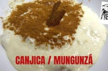 Receita De Canjica Ou Munguzá Low-Carb / Cetogênica