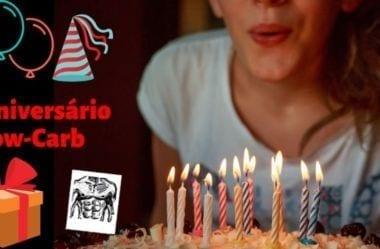 Aniversário Low-Carb: As Melhores Ideias E Receitas Para Sua Festa Baixa Em Carboidratos