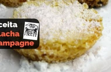 Bolacha Champagne Low-Carb — Como Fazer Biscoito Champagne Baixo Em Carboidratos