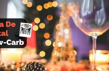 Ceia De Natal E De Ano Novo Low-Carb — 7 Ideias De Pratos Cetogênicos Para Suas Festas De Fim De Ano