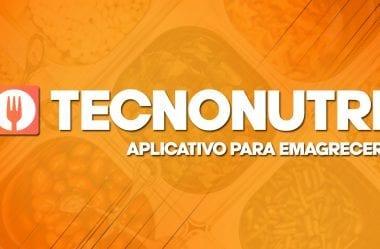 Tecnonutri — Como Usar Este App Para Emagrecer