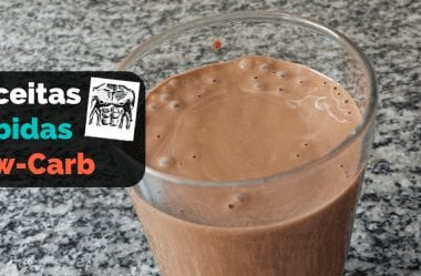 Smoothies, Sucos, Cafés E Outras Receitas De Bebidas Low-Carb