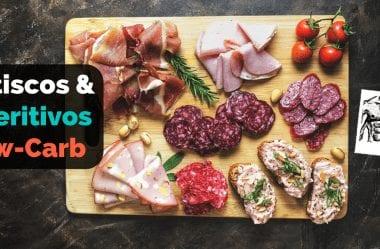 Petiscos Low-Carb: O Que Servir Como Aperitivo Para As Visitas Na Dieta Cetogênica