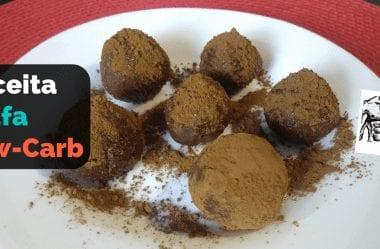 Trufa Low-Carb: Como Fazer 2 Receitas De Trufa Baixas Em Carboidratos