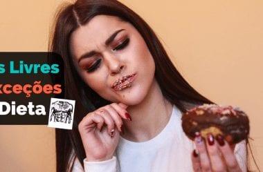 Dia Do Lixo: O Guia Definitivo Sobre Sair Da Dieta, Jacadas, Exceções, E Refeições Livres