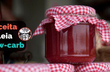 Geleia Low-Carb — Receita Baixa Em Carboidratos